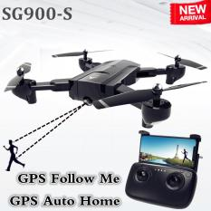 Flycam sg900-s gấp gọn quay phim HD rõ nét có tự bay về