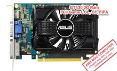 VGA Xả Hàng Game ASUS GT420-2GD3-DI (NVIDIA GeForce GT 420, DDR3 2GB, 128 Bits, PCI-E 2.0)