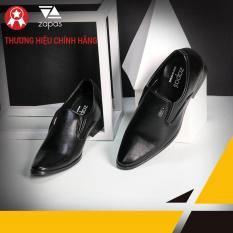 Giày Tây Tăng Chiều Cao 6 cm Zapas Màu Đen GH010 – Hãng Phân Phối Chính Thức