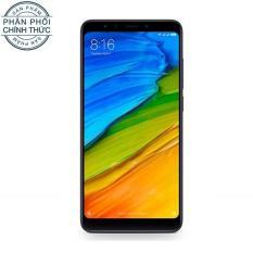 Xiaomi Redmi 5 32GB Ram 3GB (Đen) – Hãng phân phối chính thức
