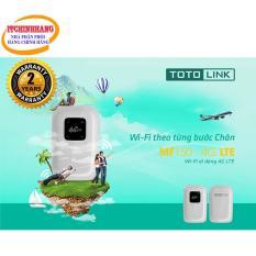 Bộ phát sóng Wifi di động 3G/4G TOTOLINK – MF150 – Bảo hành 24 tháng 1 đổi 1