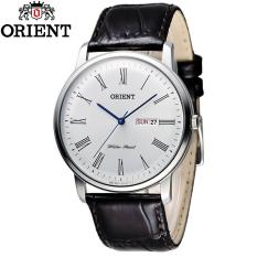 Đồng hồ nam dây da Orient FUG1R009W6