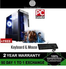 Máy tính chơi Game Khủng (Core i5 3470, Ram 8GB, SSD 120GB, HDD 1TB, VGA GTX750ti 2GB) VMJGMA531 + Quà Tặng