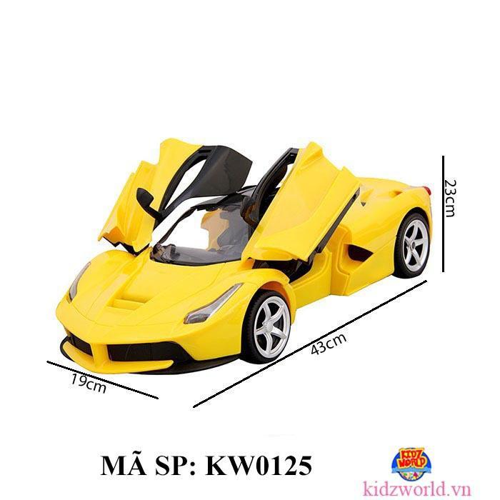 Xe điều khiển Ferrari KW0125