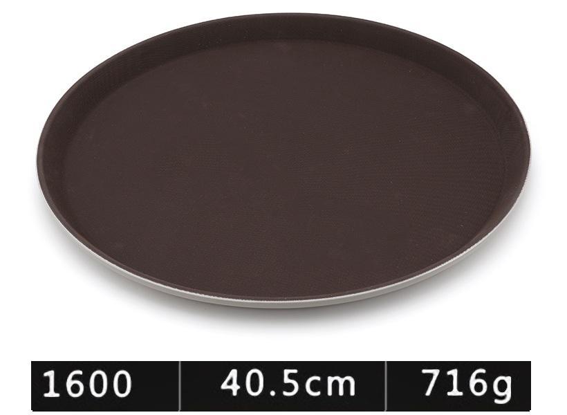 Khay Nhựa Chống Trượt Cao Cấp 40.5 cm 1600