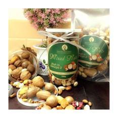 Hạt hỗn hợp MIXED NUTS cao cấp 500gr – Siêu dinh dưỡng