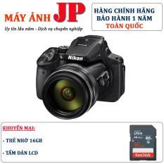 Nikon P900 ( Hàng chính hãng ) – Tặng thẻ 16G + tấm dán LCD