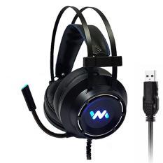 Tai nghe gaming Wangming WM9800 giả lập 7.1 USB (đen)