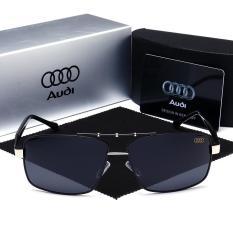 Kính mát nam cao cấp AU550 chống tia UV ( BLACK) full box