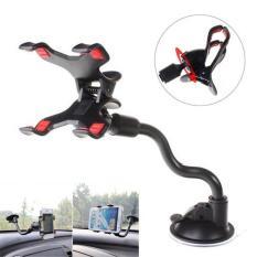 Giá đỡ điện thoại đế hút chân không trên xe ô tô