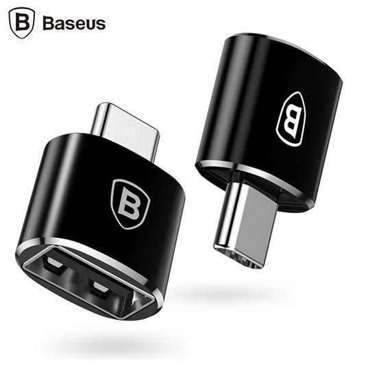 Mua Đầu chuyển USB Type-C ra USB Type-A Baseus Tại nguyencombo sotre