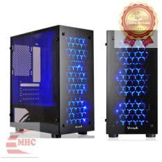 Case máy tính Vitra Victoria V4 kèm 1 FAN Blue LED – HÀNG CHÍNH HÃNG