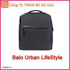 Balo Urban lifestyle (Màu Đen)