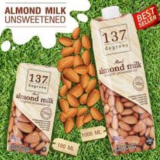 Sữa hạt hạnh nhân nguyên chất 1000ml T154