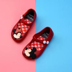 Giày Bé Gái Hình Mickey