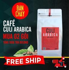 Cà phê Culi Arabica Cầu Đất 500g – The Kaffeine Coffee