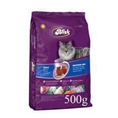 Thức Ăn Cho Mèo – Vị Cá Biển – Blisk (0.5 kg)