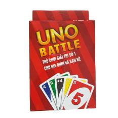 Bài Uno đại chiến chất lượng cao