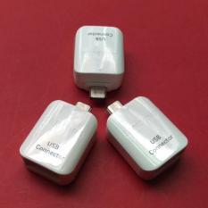 [HCM]Đầu chuyển Micro USB OTG Samsung cho máy tính bảng và smart phone (Trắng) – Hàng Nhập Khẩu Chính Hiệu