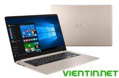 Laptop ASUS VIVOBOOK X510UQ-BR747T Core i7-8550U, DDR4 4GB, HDD 1TB, LCD 15.6 inch VGA 940MX 2GB, Win 10 – Hãng phân phối chính thức