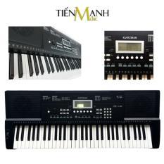 Đàn Organ Kurtzman K200 (Bàn Phím cảm ứng lực, Có Pitch Bend – KZM Touch Response Keyboard – Bộ Đàn, Nguồn)