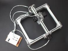 Máy khắc laser 20cm x 30cm 2500mW