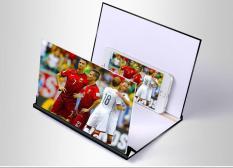 Kính phóng to màn hình điện thoại 4D bằng gỗ