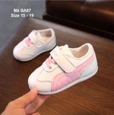 Giày Tập Đi Bé Gái 6 – 18 Tháng GA87