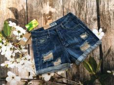 Quần short jean cao cấp size M