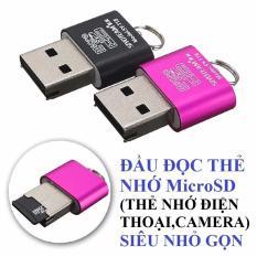 Đầu đọc thẻ nhớ microSD (thẻ nhớ điện thoại) Siêu nhỏ gọn Siyo Team T18