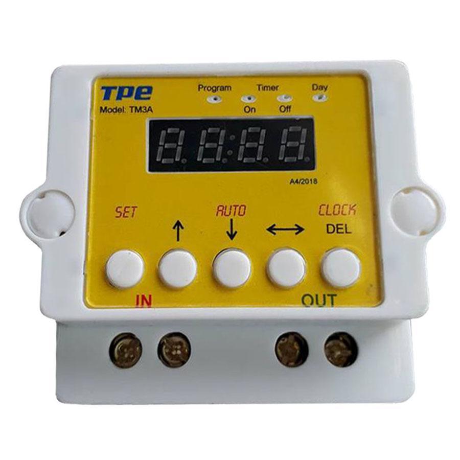 Công tắc thời gian TM3A hẹn giờ tắt mở tự động
