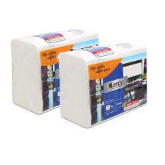 Combo 2 gói Khăn giấy Lency Napkin 33*33 cm (1kg)