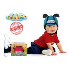 Mũ Bảo Vệ Đầu Cho Bé BabyGuard logo Doremon 02