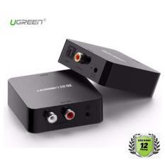 Bộ chuyển đổi âm thanh Quang Optical Coaxial sang AV-RCA Ugreen 30910