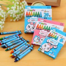 Bộ 8 cây bút sáp màu Thỏ Ngọc cho bé yêu