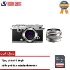 Máy ảnh Olympus Pen-F kèm Lens 17mm f/1.8 – HÀNG CHÍNH HÃNG