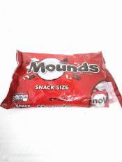 Kẹo socola Mounds Dark chocolate & coconut 320g của Mỹ
