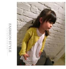 Áo khoác len cho bé gái nhập khẩu Quảng Châu-Shop LucyLucy385