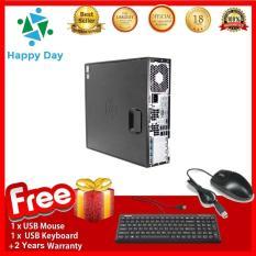 PC đồng bộ HP 6300 Pro SFF (CPU Core I7 3770- Ram 16GB- SSD 480GB) + Bộ Quà Tặng