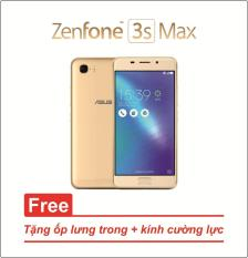 Điện thoại Asus Zenfone 3S Max – 3GB/32GB – Bảo hành 12 tháng – Tặng ốp lưng + kính cường lực