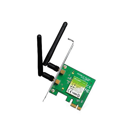 Đánh giá Card mạng thu wifi gắn trong cho máy bàn TP-Link TL-WN881ND Tại Công ty máy tính Nova