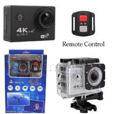 Camera hành trình 4k SPORT CAM chống nước TẶNG kèm remote điều khiển