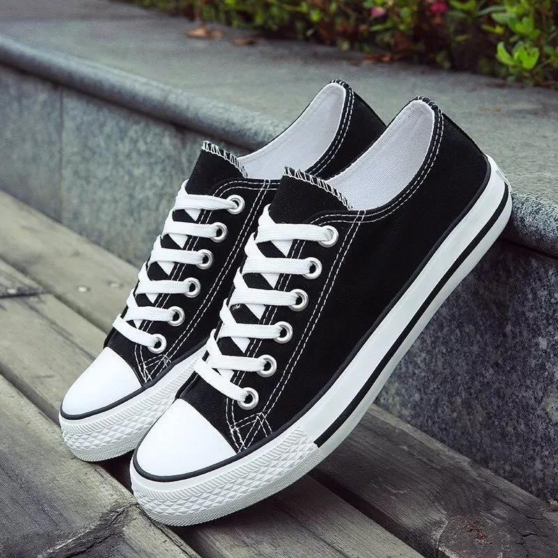 giày vải nữ cv-ilala store-đen