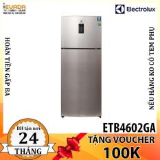 (ONLY HCM) Tủ Lạnh Electrolux 426 Lít ETB4602GA