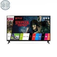 Smart TV LED LG 43 inch Full HD – Model 43LJ550T (Đen) – Hãng phân phối chính thức