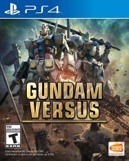 Đĩa Game PS4 Gundam Versus Hệ Asia