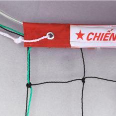 Lưới Bóng Chuyền Hơi Sợi PE Cáp 5 Cước 2-3mm Ô lưới 100mm