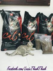 Thức ăn hạt khô cho mèo hàn quốc Cats Eye chiết 1 kg