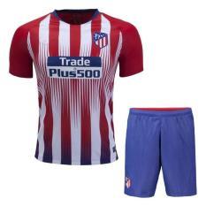 Áo bóng đá câu lạc bộ Aletico Madrid – vải thun xịn – mặc mát