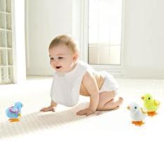 Đồ chơi chú gà con vặn dây cót cho bé (giao màu ngẫu nhiên)